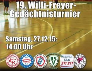 Willi-Freyer-Gedächtnisturnier
