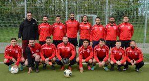 Das ist sie: die beliebteste Kreisligamannschaft Hamburgs: Roland Wedel II - Saison 2016/17