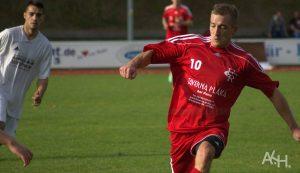 Nach langer Leidenszeit ist er zurück: Im Spiel gegen den SV Blankenese gab Frank Unbehaun (Foto) sein Comeback und beim 3:3-Unentschieden in Rugenbergen stand er bereits wieder in der Startelf.