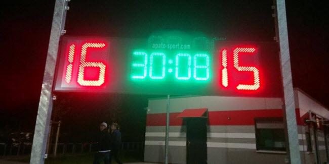 Was für ein Ergebnis! Das Elfmeterschießen mit 34 Schüssen dauerte über 20 Minuten.