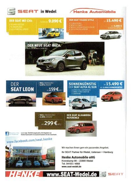 SEAT Henke Automobile oHG