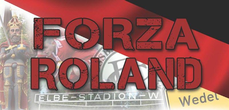 Forza Roland Stadionzeitung