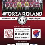 FORZA Roland 2018-19 Ausgabe 01