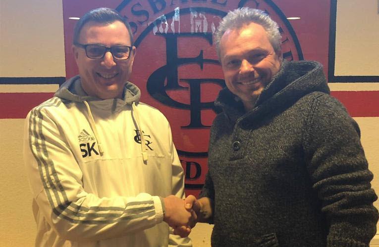 Stephan Kurowski (2. Vorsitzender) und Michael Fischer
