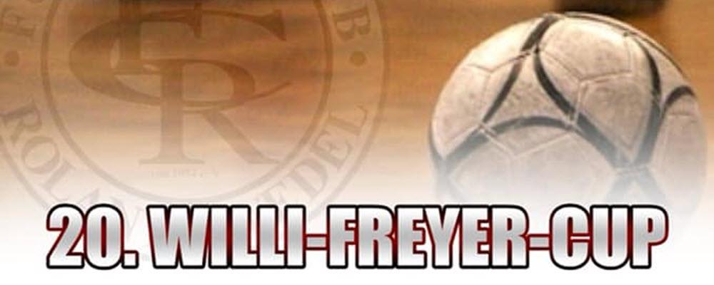 20. Willi-Freyer-Gedächtnisturnier