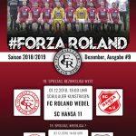 FORZA Roland 2018-19 Ausgabe 09