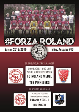 FORZA Roland 2018-19 Ausgabe 10