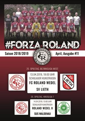 FORZA Roland 2018-19 Ausgabe 11