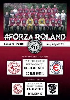 FORZA Roland 2018-19 Ausgabe 12
