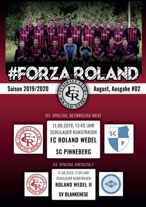 FORZA Roland 2019-20 Ausgabe 02