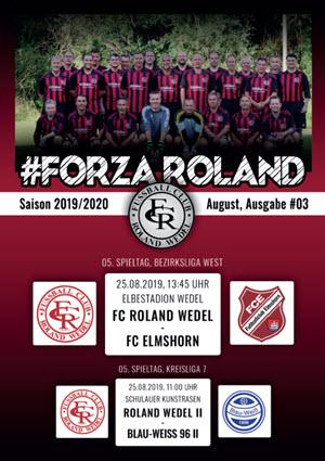 FORZA Roland 2019-20 Ausgabe 03