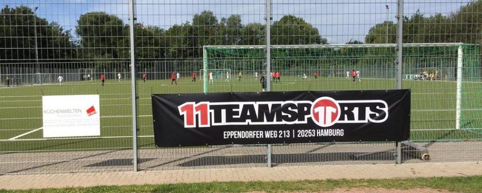 Sponsoren des FC Roland Wedel