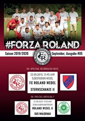 FORZA Roland 2019-20 Ausgabe 05