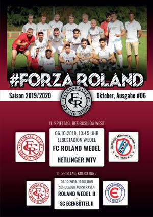 FORZA Roland 2019-20 Ausgabe 06