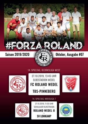 FORZA Roland 2019-20 Ausgabe 07