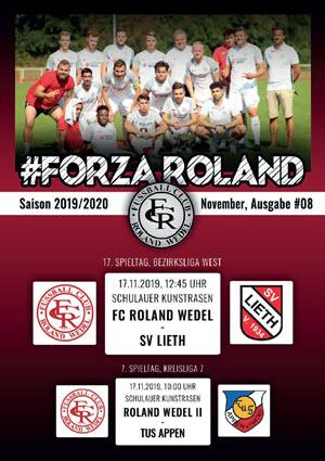 FORZA Roland 2019-20 Ausgabe 08