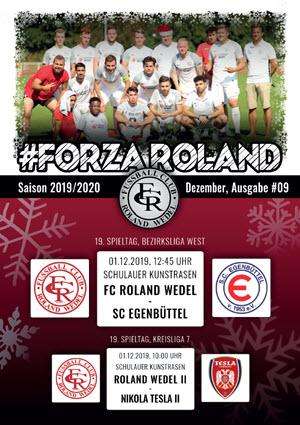 FORZA Roland 2019-20 Ausgabe 09